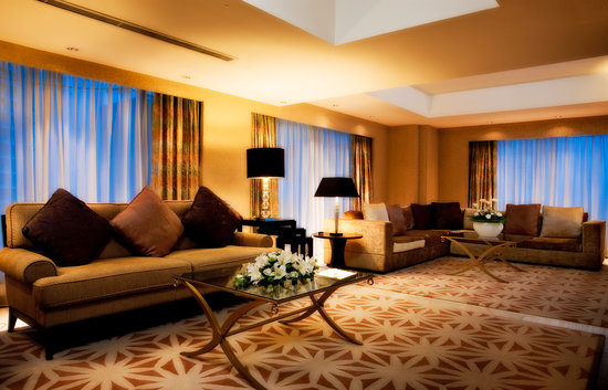 Cinnamon Grand Colombo | Presidential Suite