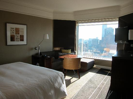 Grand Hyatt Melbourne: The room