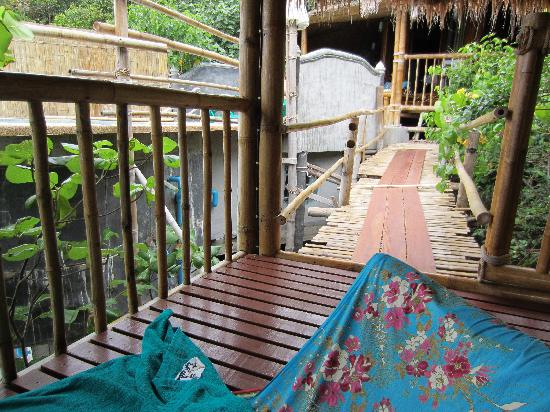 Koh Tao Bamboo Huts: quality of accomodation....