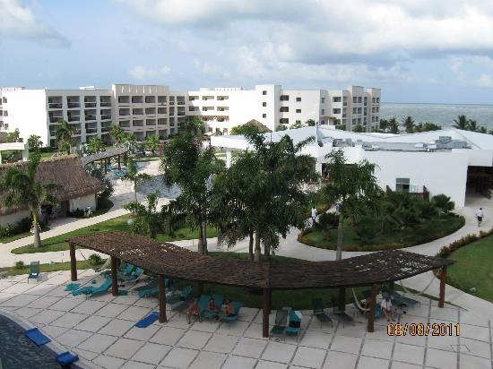 Secrets Silversands Riviera Cancun: Secrets Silversands - A view from the room (James Rudolph)