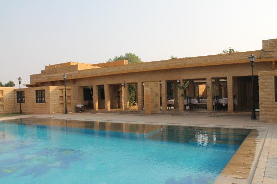 Main area picture of hotel rawalkot jaisalmer jaisalmer - Jaisalmer hotels with swimming pool ...