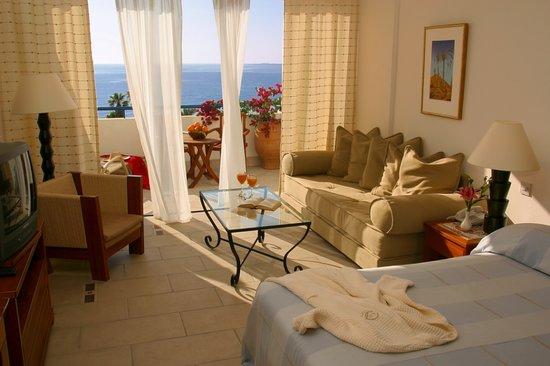 Azia Resort & Spa: Club & Spa Junior Suite