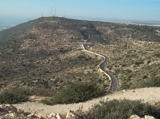 Agadir Kasbah: The other side