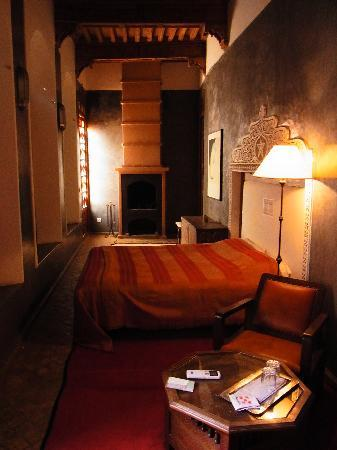Riad Dar Zahia : room1