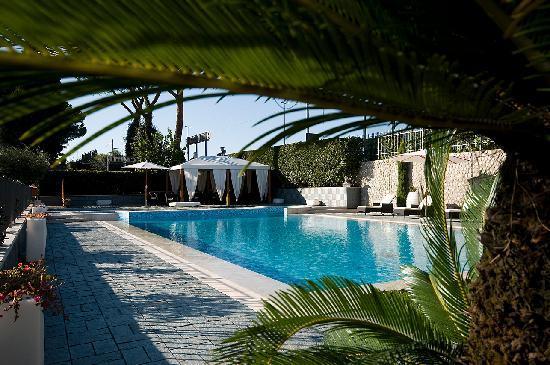 Hotel Castle : Piscina