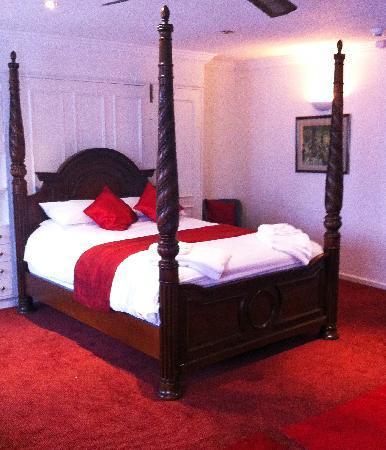 The Fair Green Hotel: Wedding Suite