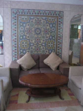 Hotel Fes Inn - Sodetel : Fes Inn - lobby
