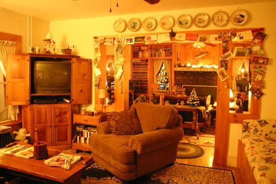 Willkommen Hof Bed and Breakfast: Living Room / Willkommen hof