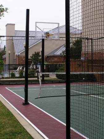 Residence Inn Dallas DFW Airport North/Irving: Sports Court