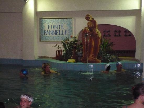 Grand Hotel Terme di Augusto: Piscina Termale
