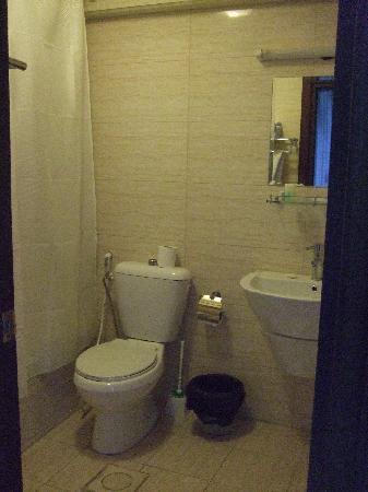 Al Zaitouna: bathroom