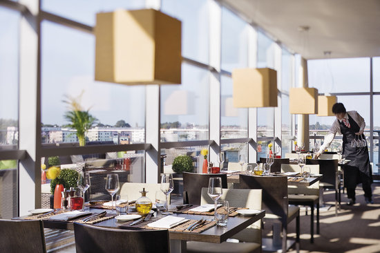 Movenpick Hotel Amsterdam City Center: Silk Road Restaurant