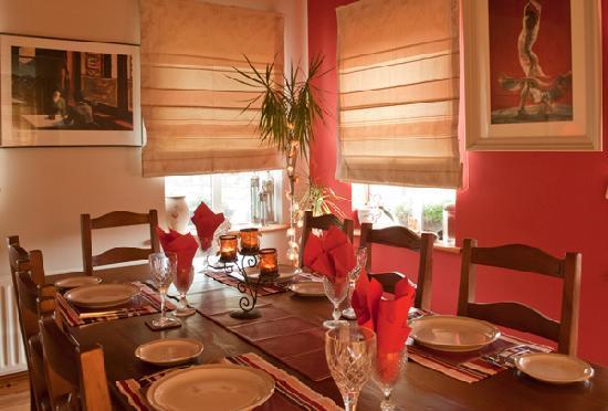Suaimhneas B&B: The Dining Room at Suaimhneas