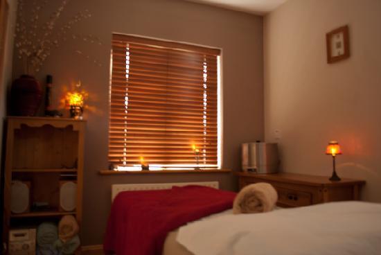 Suaimhneas B&B: Treatment Room at Suaimhneas