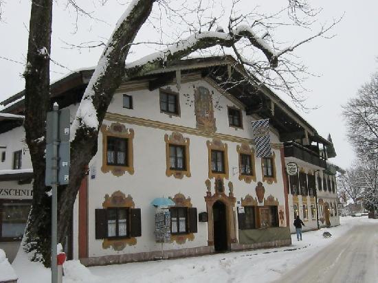 Pension Dedlerhaus: Dedlerhaus in the snow