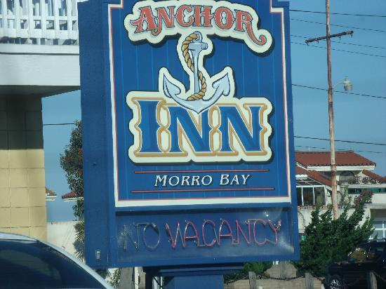 Seaside Inn Morro Bay: Hotel