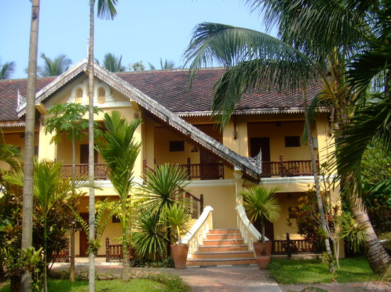 Villa Ban Lao Hotel: Outside view