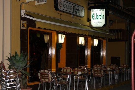 Restaurante El Jardin: El Jardin, Calpe