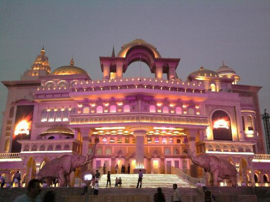 Gurgaon, India: Night View