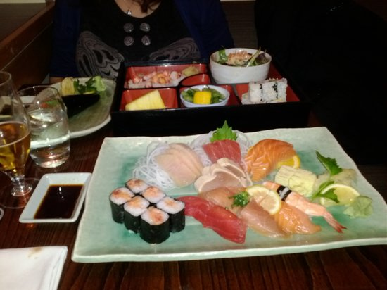 Photo of Japanese Restaurant Japonica at 100 University Pl, New York City, NY 10003, United States