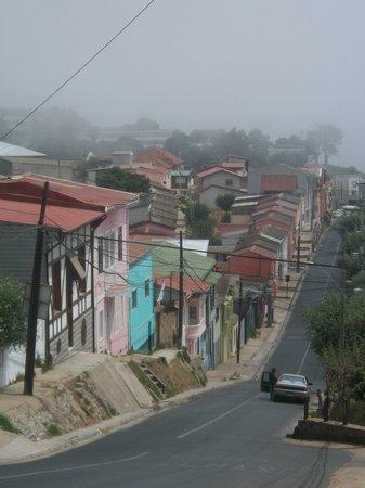 Playa Ancha Hill