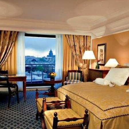 The Ritz-Carlton, Moscow: Superior Room