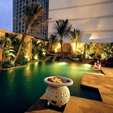 โรงแรมริทซ์ คาร์ลตัน กัวลาลัมเปอร์: Spa Village