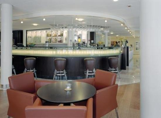 Scandic Hotel Uplandia: Bar/Lounge