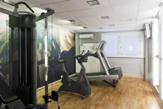 Scandic Jarva Krog: Gym