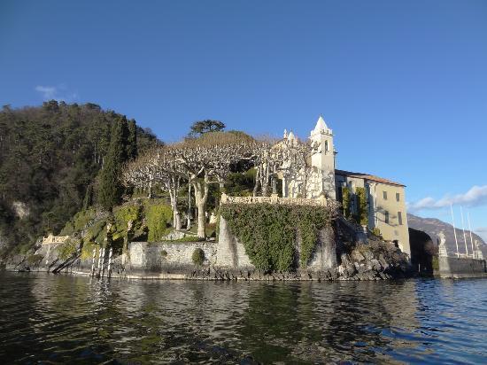 Barindelli Taxi Boats: Villa del Balbianello