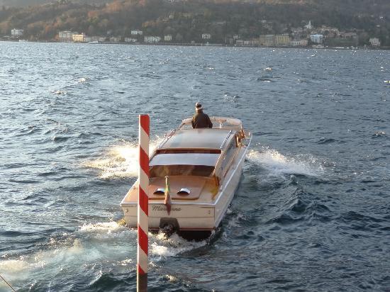Barindelli Taxi Boats: La Lancha de Filippo