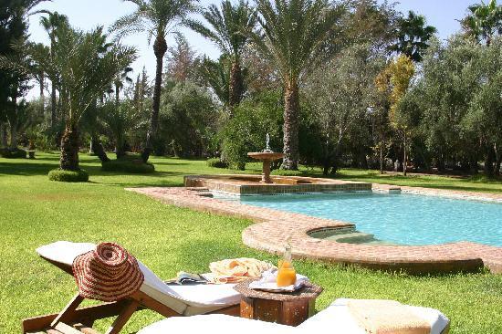 Dar Ayniwen Villa Hotel: Calm