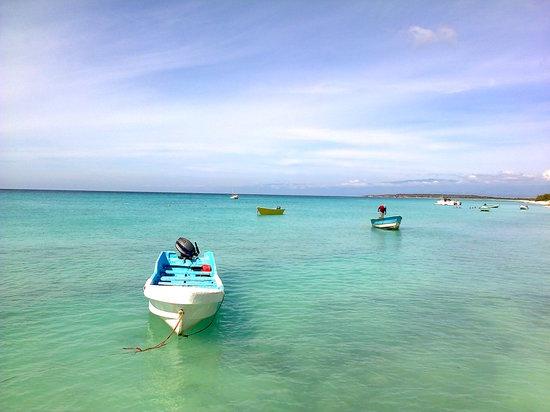 Pedernales, Dominikanische Republik: Abfahrtsort