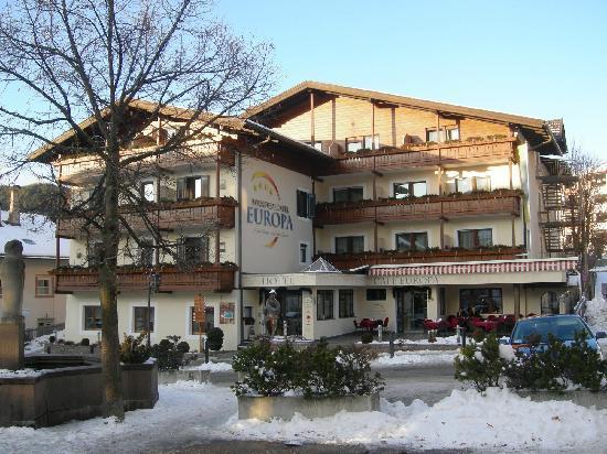 Wanderhotel Europa: Facciata dell'Hotel