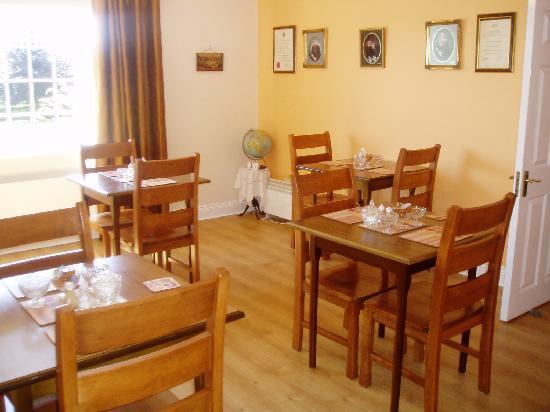 Meadow View B&B: Dining Room