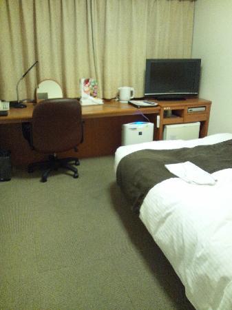 Richmond Hotel Miyazaki Station-Side: プラズマクラスター加湿空気清浄機装備