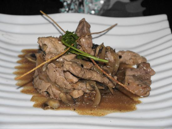 medallions of pork - Picture of Chill Out, Los Cristianos ...