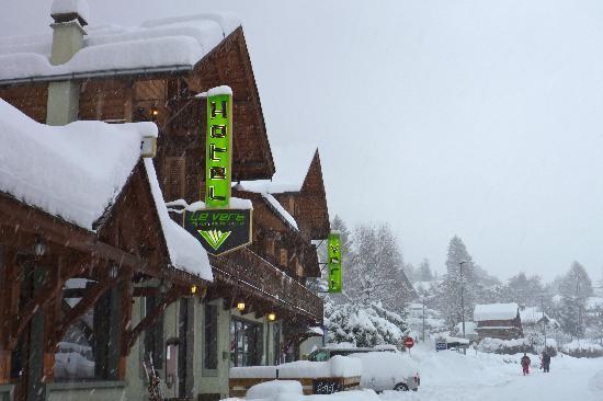 Le Vert Hotel: Hotel exterior