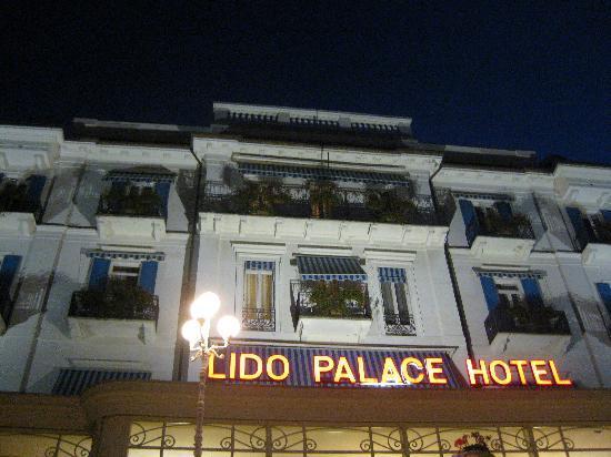 Lido Palace Hotel: ホテルの外観