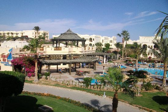 Sea Club Resort - Sharm el Sheikh: view from our room