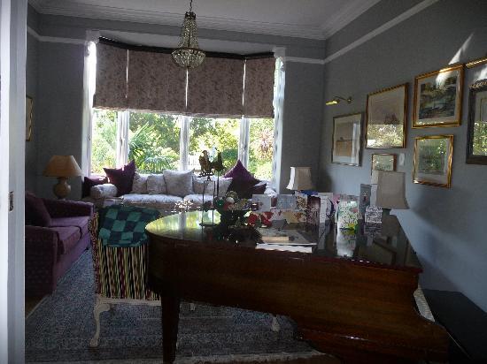 Vrede Manor: Wohnraum