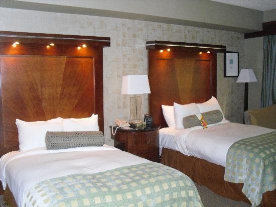 Hilton Boston / Woburn: Hotel room