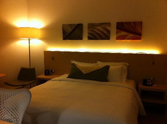 Hilton Garden Inn Venice Mestre San Giuliano: very comfy bed