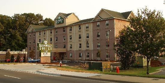 InTown Suites Newport News City Center: Exterior 2