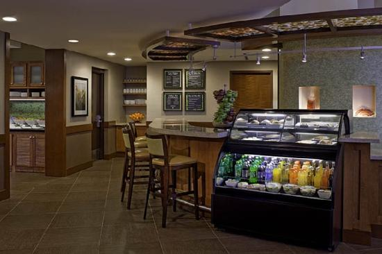 Hyatt Place Greensboro: Hyatt Place Bakery Caf Grab NGo