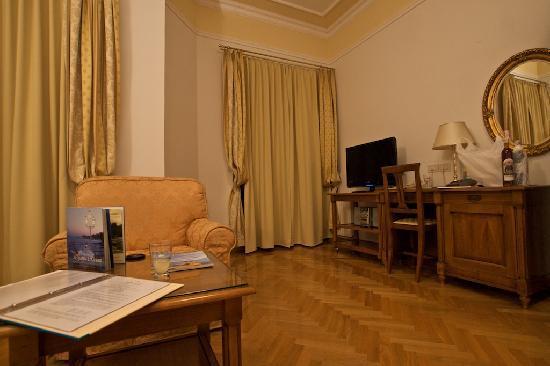 Hotel Miramar: Miramar: double waterfront room