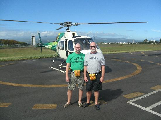 Pu39u O39o Crater  Picture Of Safari Helicopter Tours Hilo  TripAdvisor