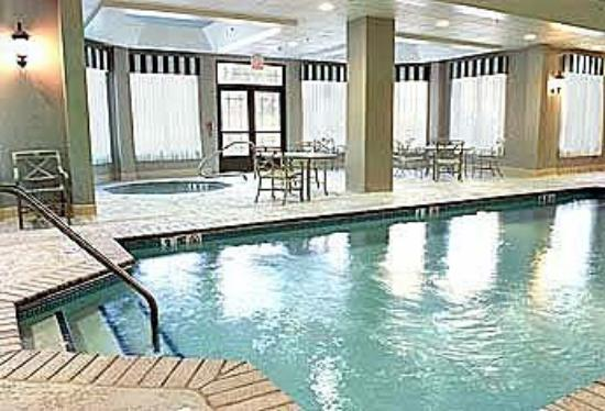 Storrs, CT: Indoor Pool at the Nathan Hale