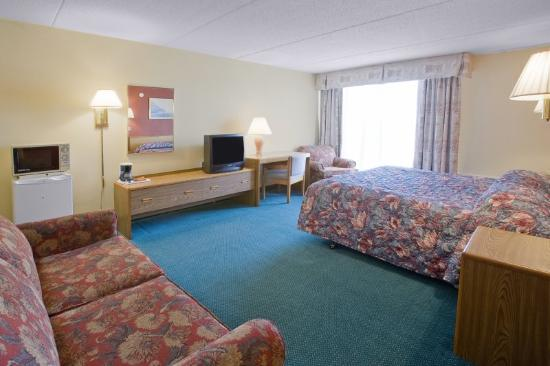The Broad View Inn & Suites: Business Class Room