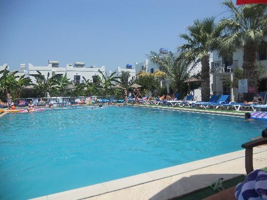 Dilek Aparthotel: The pool